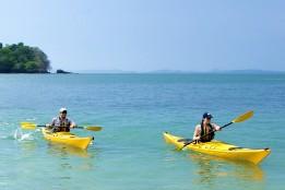 Multi-Day Sea Kayaking