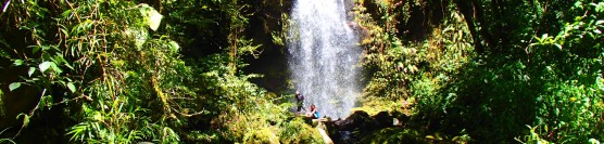 Hike: Cloud Forest or Waterfalls