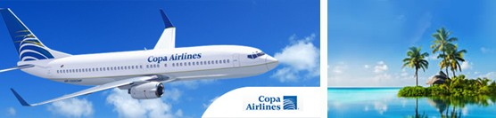 "Copa Airlines ""Panama is Possible"""