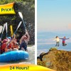"24-Hour: ""Boquete Challenge"" Volcan Baru and Whitewater Rafting"