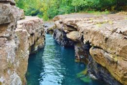 Cangilones Mini-Canyon