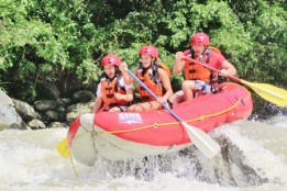 POPULAR: Whitewater Rafting