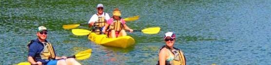 Multi-Day Whitewater Kayaking