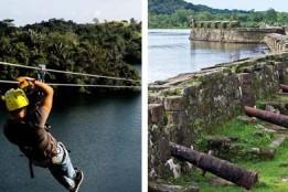 Panama City Caribbean Adventure
