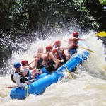 whitewater rafting, boquete, panama, discount, cheap, outdoor adventures, family fun, white water