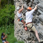 rock climbing, boquete, panama