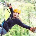 zip line, boquete tree trek, canopy