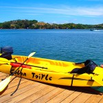 sea kayaking, boquete, panama, boca chica, golfo de chiriqui national park