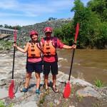 whitewater kayaking, boquete, panama