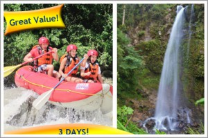 3 days in panama rafting