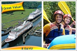 travel, tourism, things to do in panama, 8 days in panama, rafting, panama canal, zip line, island trip