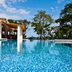 Bocas del mar, boca chica, panama, boquete, hotel accommodations, pool