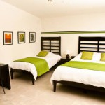 Bocas del mar, boca chica, panama, boquete, hotel accommodations, guest room