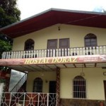 hostal doraz, boquete, panama, cheap accommodations