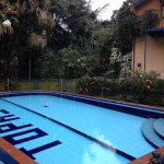 Pension Topas Boquete Panama pool