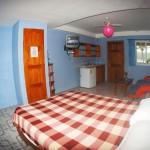 Pukalani hostal, bocas del toro, panama guest room