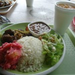 Nelvis Restaurant, Panamanian food in Boquete, Panama