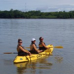 Sea Kayaking in Panama, golfo de chiriqui national park, boquete, boca chica,