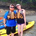 Sea Kayaking in Panama, golfo de chiriqui national park, boquete, boca chica,