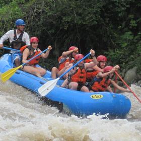 rafting, whitewater, zip line, boquete, panama, vacation