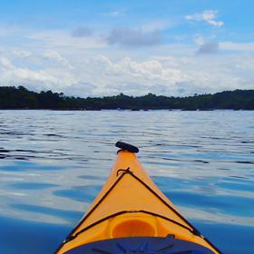 zip line, boquete, panama, vacation, sea kayaking, island trip