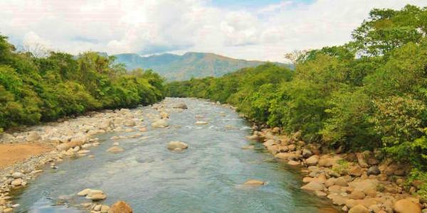 caldera river, boquete, panama, hot springs