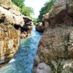 hot springs, caldera, canglinoes, mini canyon, boquete, gualaca, panama, aqua adventure, eco tour, travel