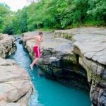 hot springs, caldera, canglinoes, mini canyon, boquete, gualaca, panama, aqua adventure, eco tour, travel