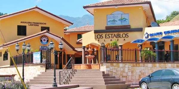 Plaza Los Establos, Boquete, Panama, Boqueete Outdoor Adventures Office