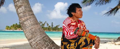 san blas islands, kuna, guna, panama, indigenous people, central america
