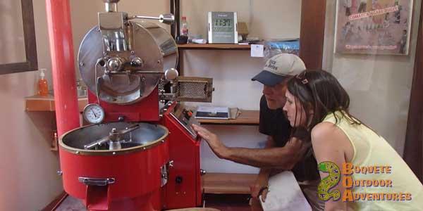 coffee tour, coffee, finca dos jefes, boquete, panama