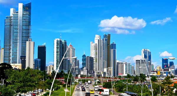 panama city, panama city skyline, development panama