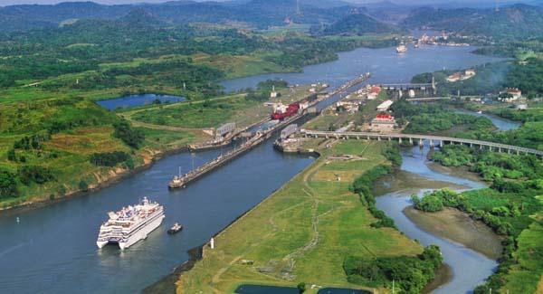Panama Canal, Panama City, Canal Tour