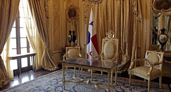 Panama Presidential Palace Inside