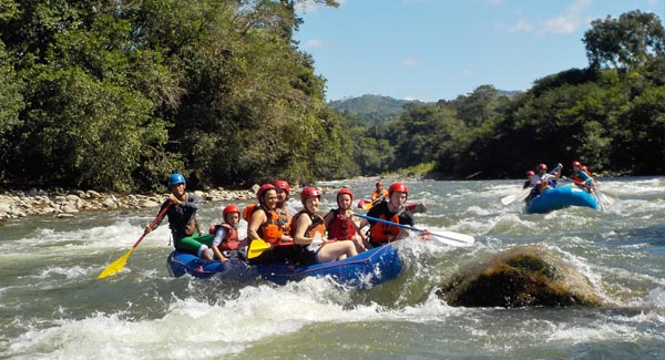 Rivers of Panama Rafting, Boquete Outdoor Adventures, Whitewater rafting, Rivers of Panama