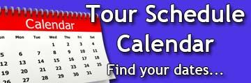 calendar, tour schedule, last minute tours, boquete tours, boquete outdoor adventures, panama tours, discount panama tours, boquete hiking tours,